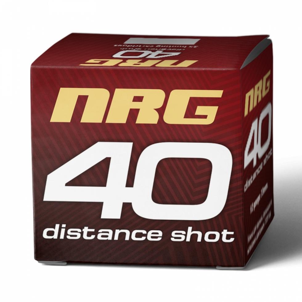 NRG 40 Distance Shot, 12/73, №00, 40гр.