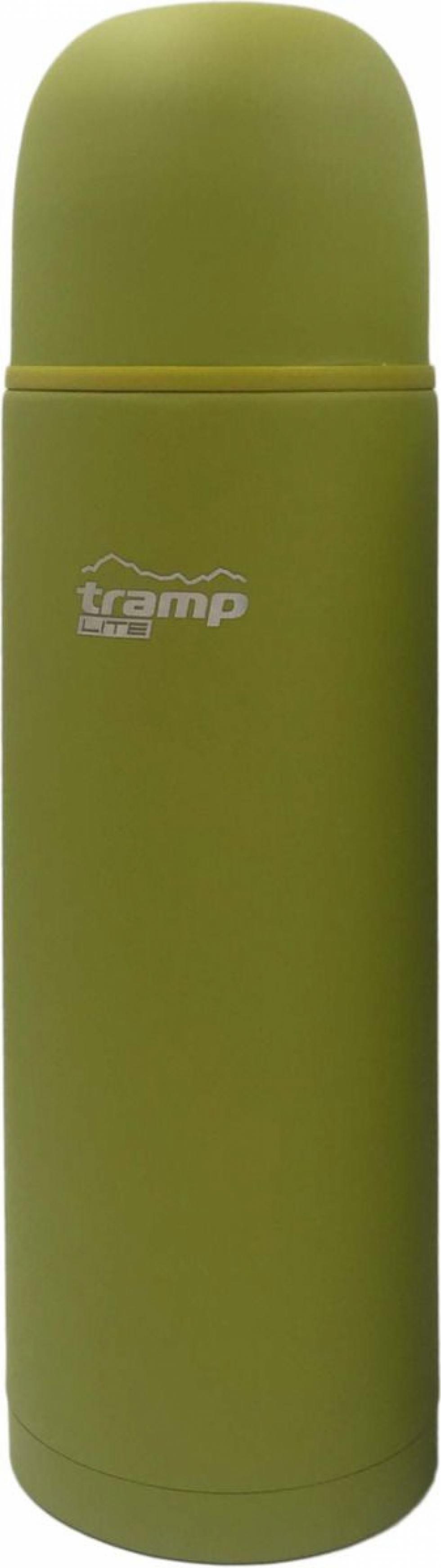 Термос Tramp Lite Bivouac, цвет: оливковый, 1,2 л.