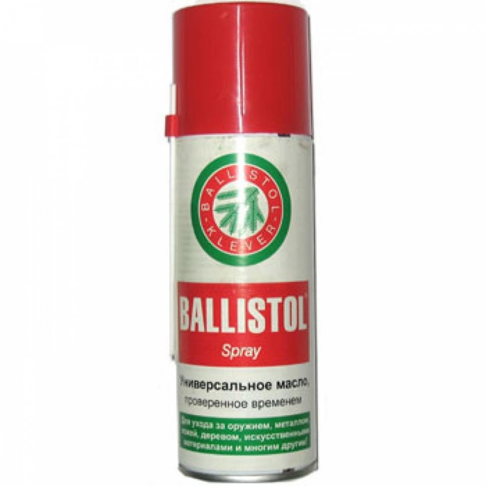 Масло оружейное. Ballistol spray 200 ml.
