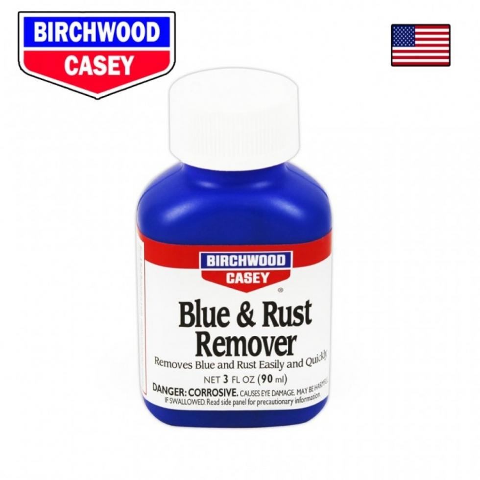 Средство для удаления воронения и ржавчины Birchwood 90 ml.