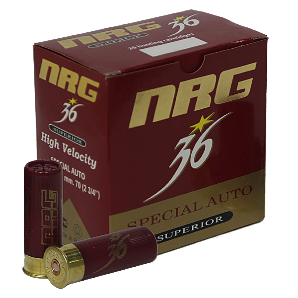 NRG 36 Auto, 12/70, №1, 36гр.