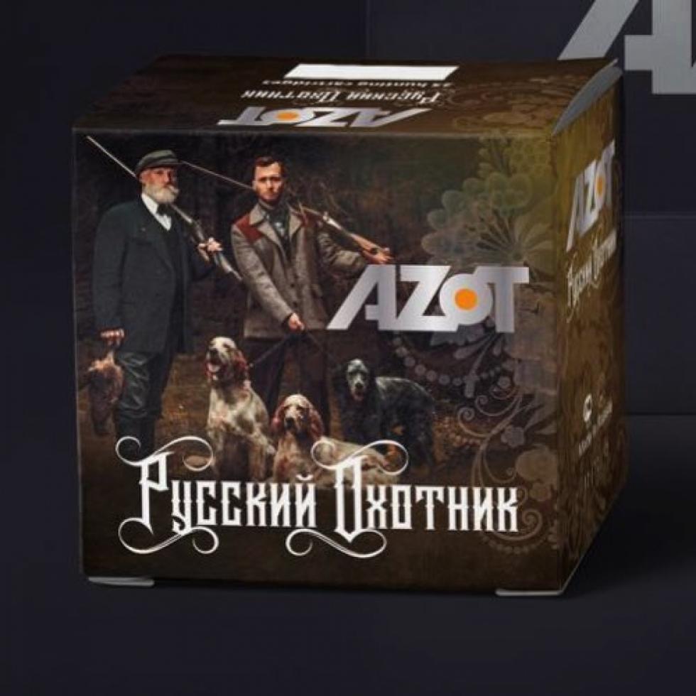 Азот. Русский Охотник, 12/70, №00 - 7, 32 гр.
